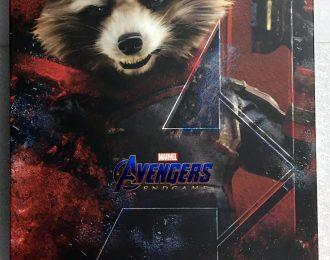 Hot Toys Avengers Endgame Rocket Raccoon 1:6 Scale Figure