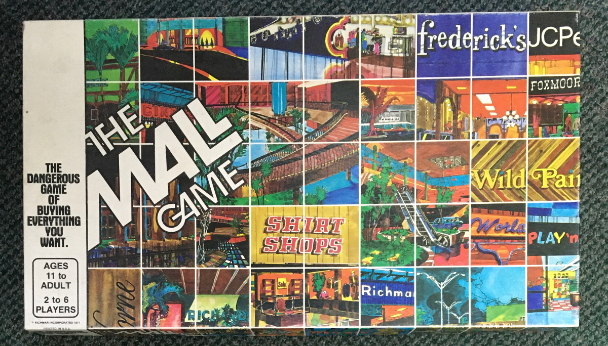 1977 richmar the mall game 1
