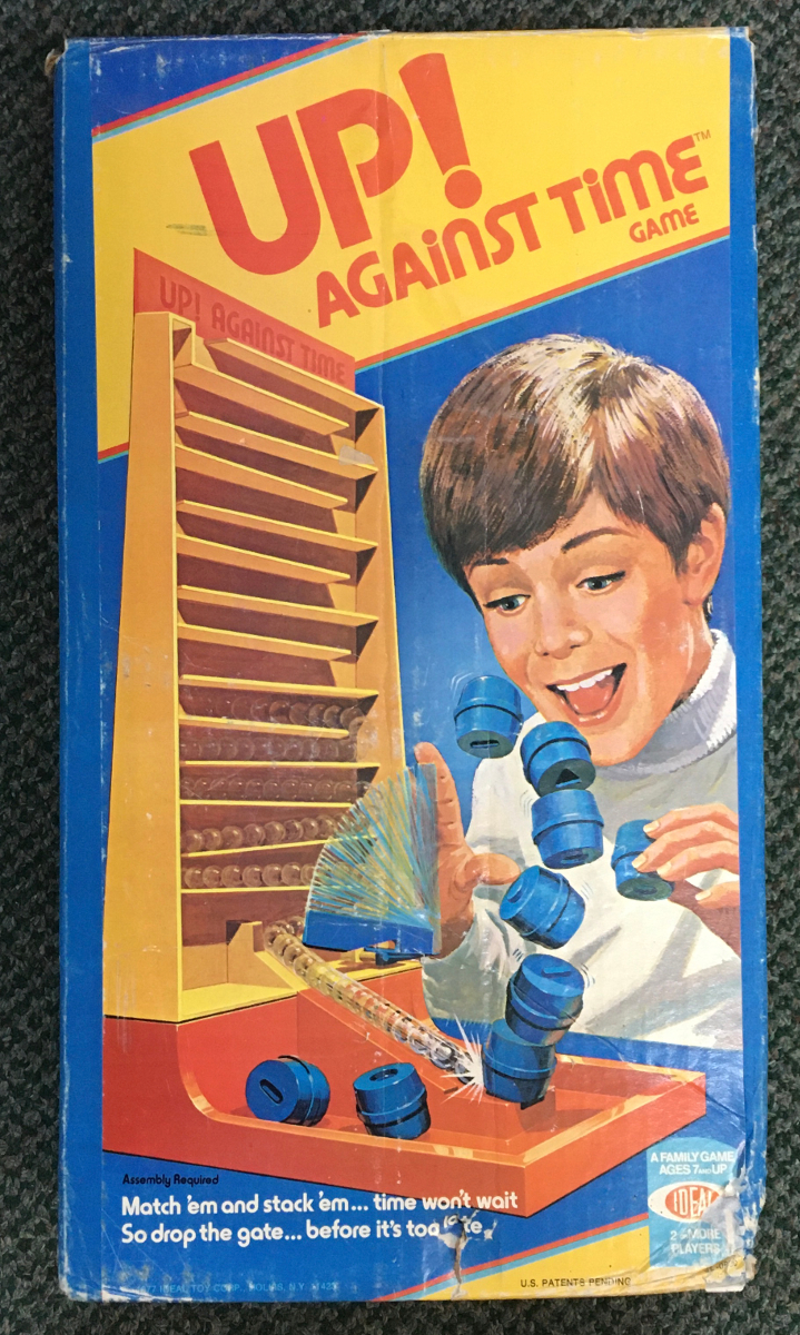 1977 ideal up! against time game 1