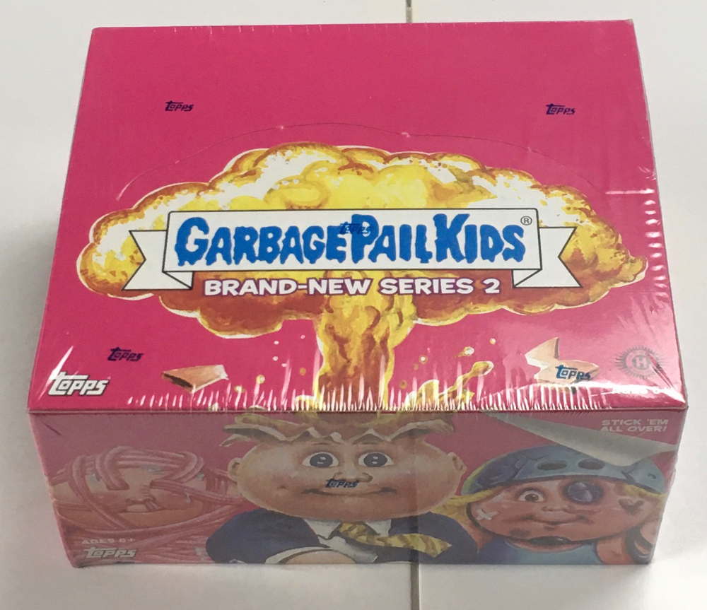 gpk 2013 series 2 box