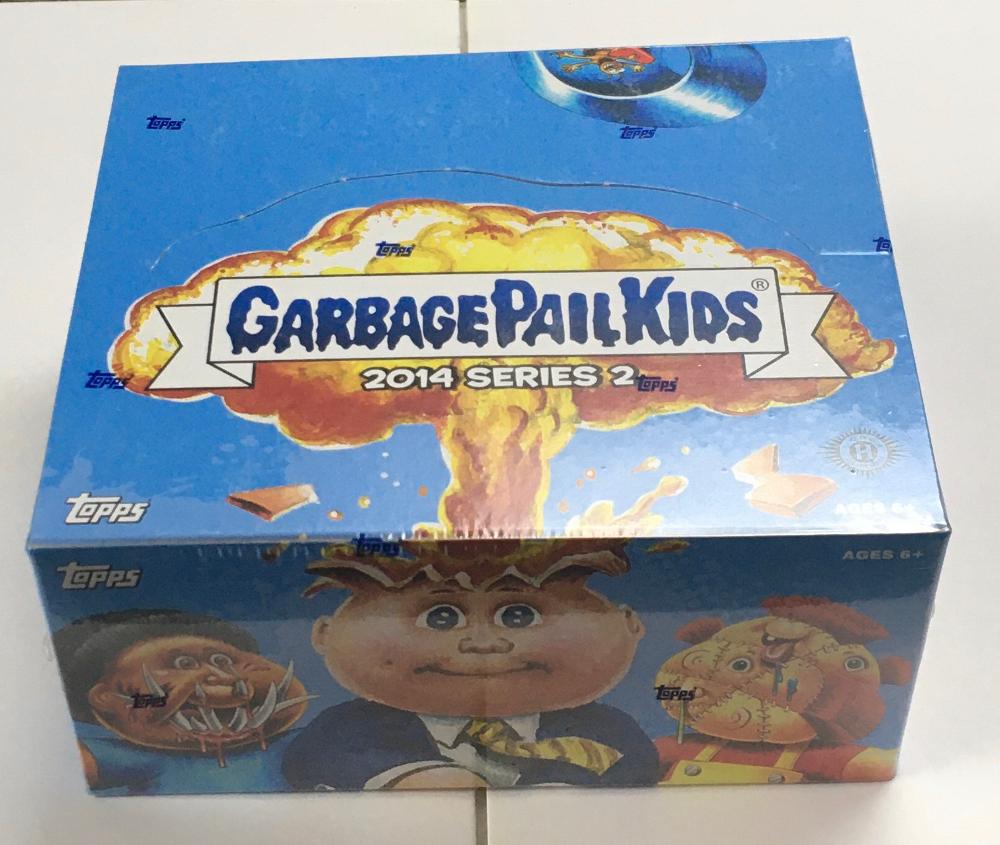 gpk 2014 series 2 box