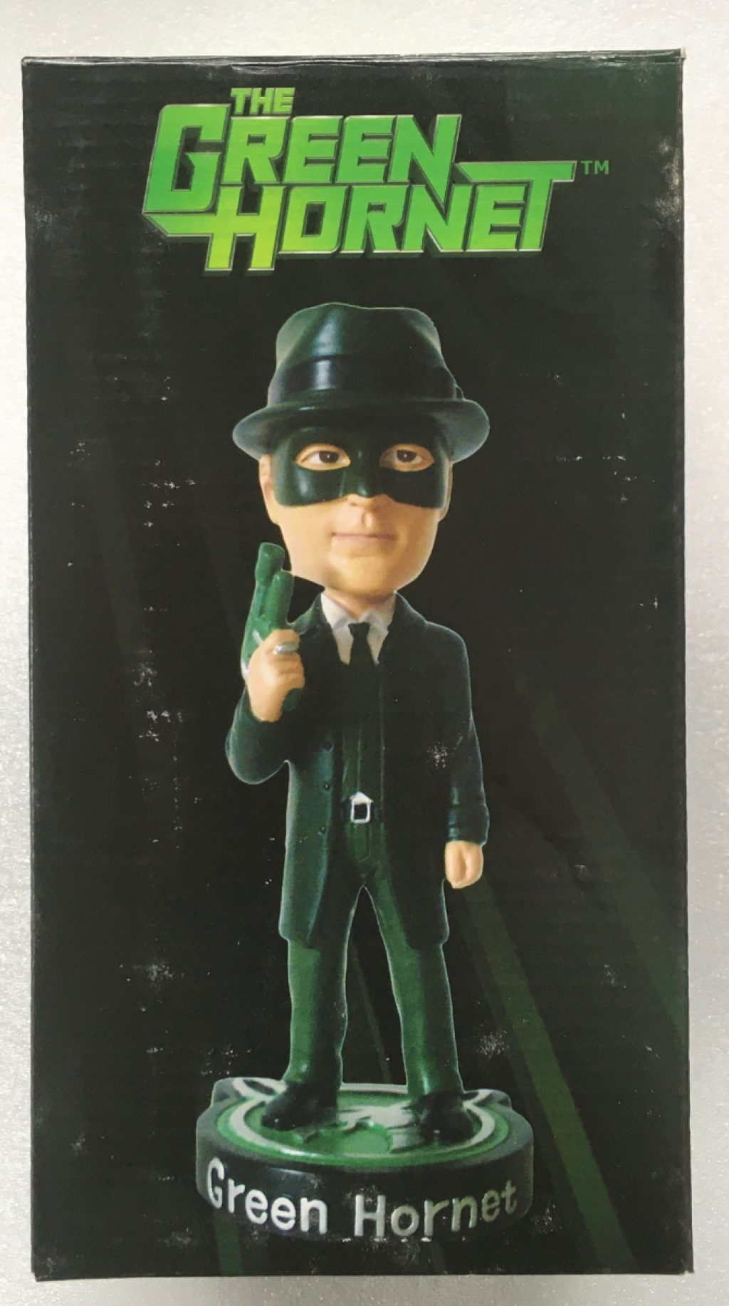 hcg green hornet resin bobblehead
