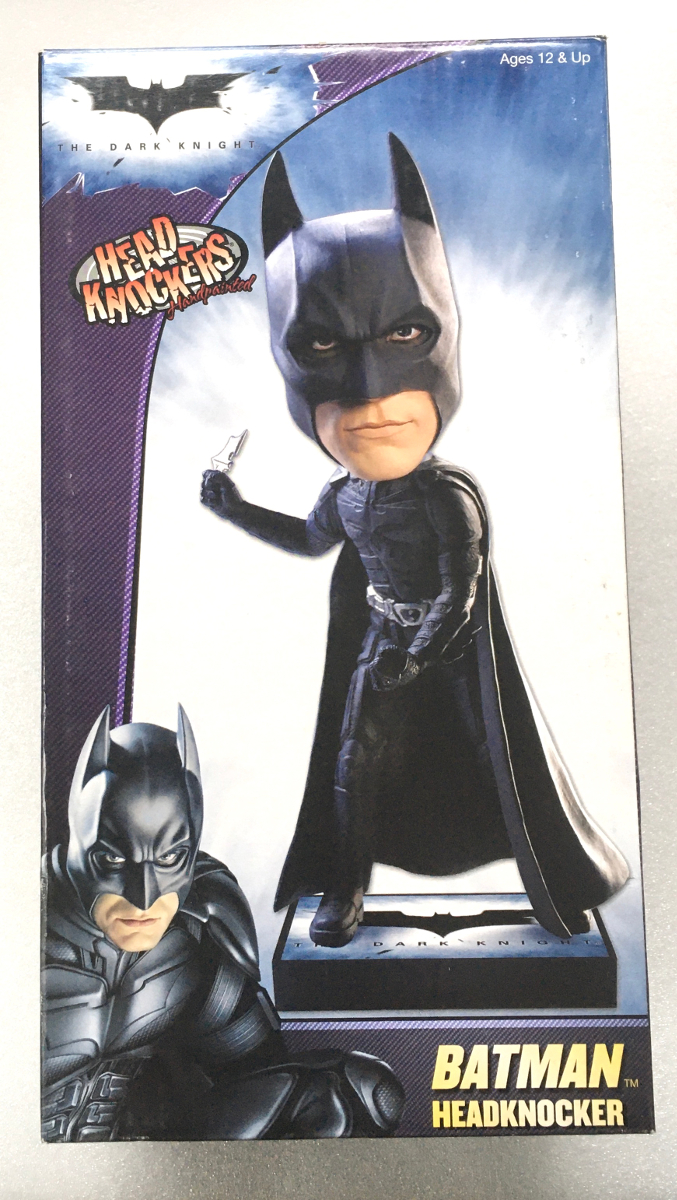 neca head knockers christian bale as the dark knight batman 2
