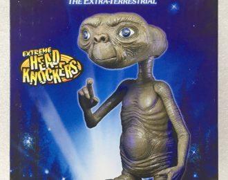 NECA Head Knockers E.T. the Extra-Terrestrial Resin Bobblehead