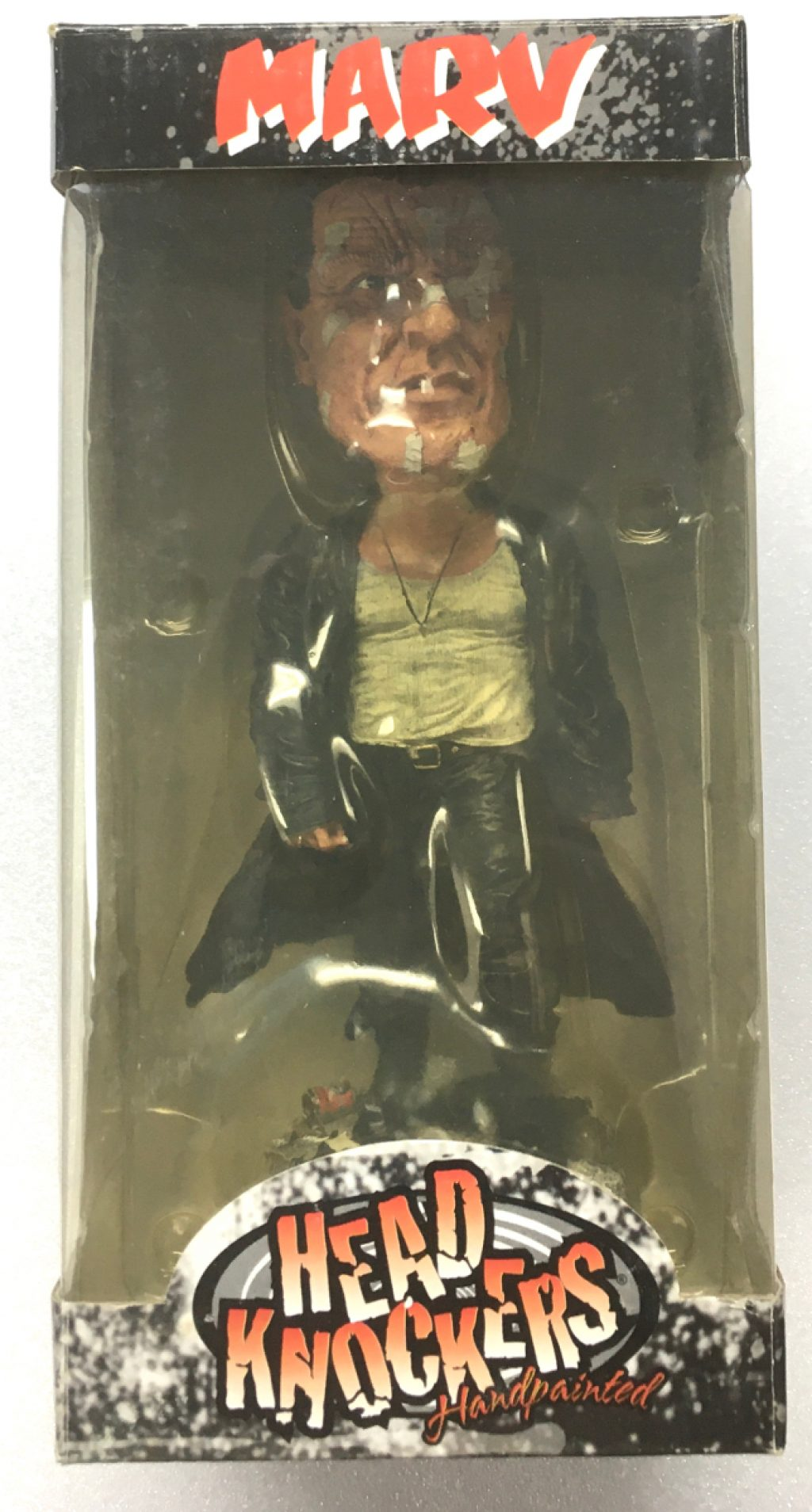 neca head knockers sin city marv bobblehead