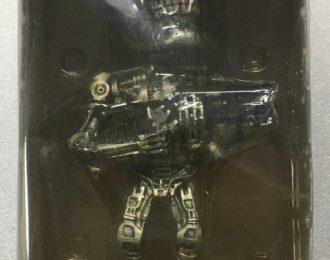 NECA Head Knockers Terminator 2: Judgement Day Endoskeleton Resin Bobblehead