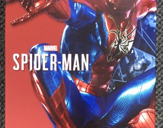 Hot Toys Spider-Man Spider Armor Mark IV Suit 1:6 Scale Figure