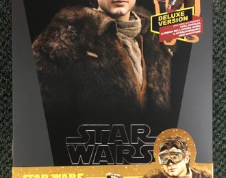 Hot Toys Solo: A Star Wars Story Han Solo Deluxe 1:6 Scale Figure