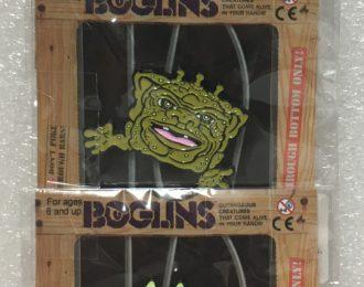 Tri Action Toys Boglins Enamel Pin Set: King Drool, King Dwork & King Vlobb