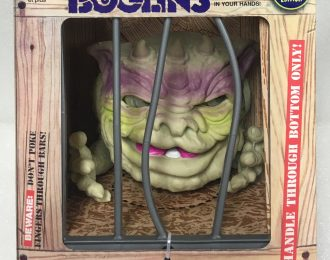 Tri Action Toys Boglins King Drool – First Edition, Mint in Box