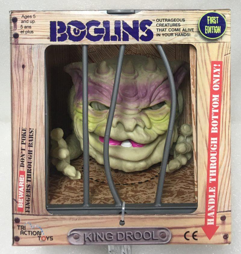 Tri Action Toys Boglins King Drool 1