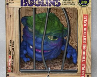 Tri Action Toys Boglins King Vlobb – First Edition, Mint in Box