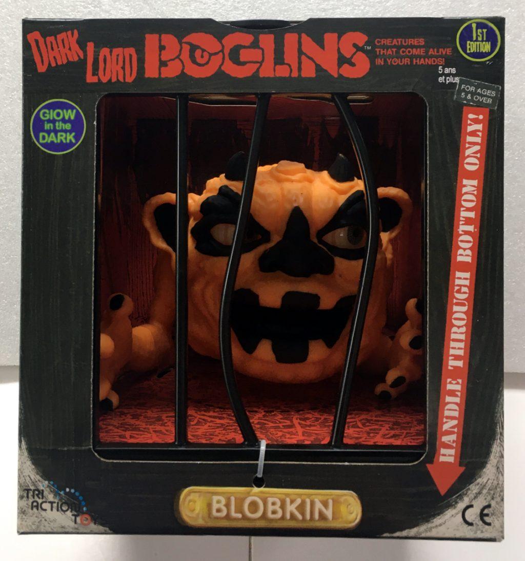 Tri Action Toys Dark Lord Boglins Blobkin - First Edition 1