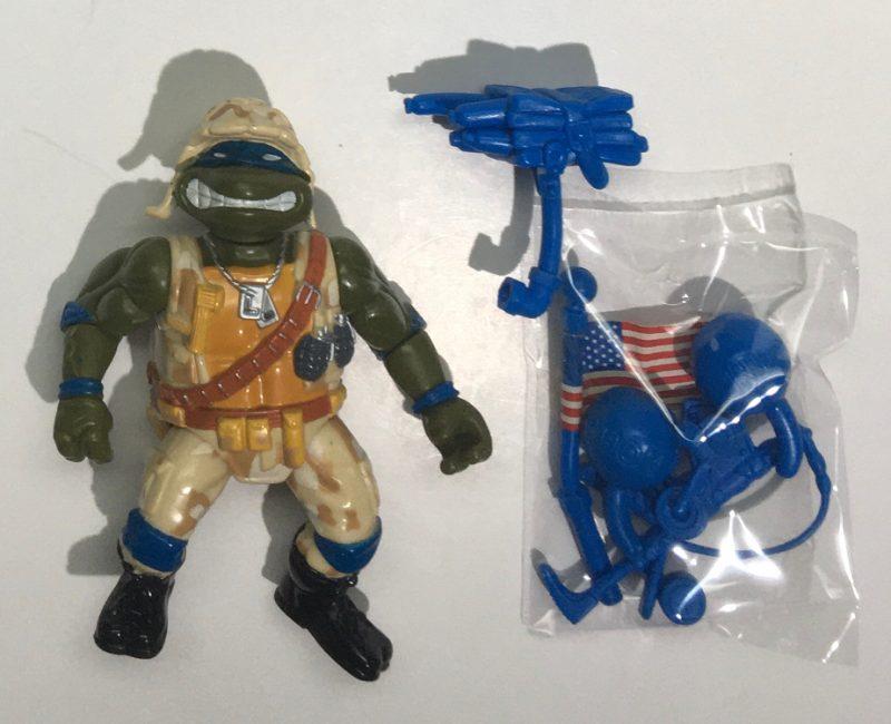 TMNT Lieutenant Leo Action Figure 1