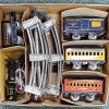1921 American Flyer Miniature Railroads Tin Litho Wind-Up Train in Box 2