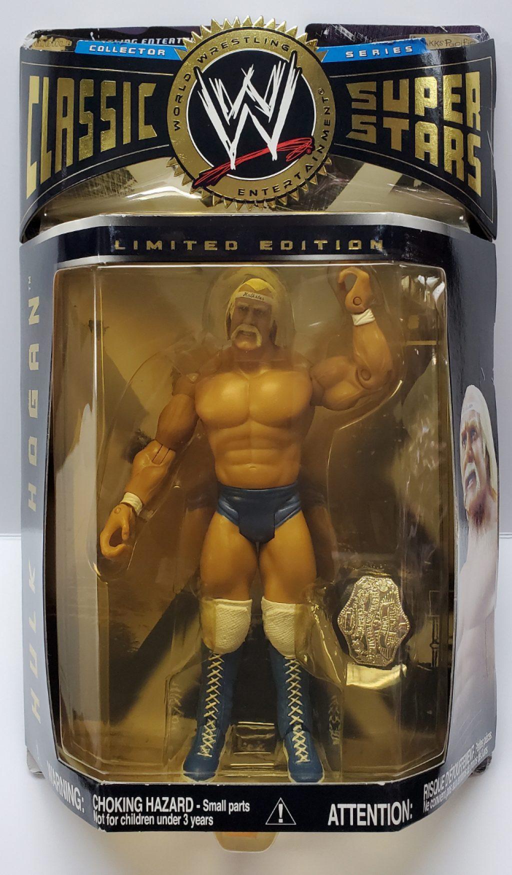 WWE Classic Super Stars Hulkster Hulk Hogan Action Figure 1