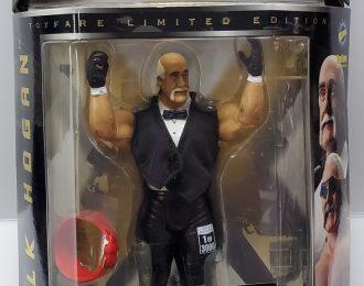 WWE Classic Super Stars Toyfare Limited Edition Hulk Hogan Action Figure – Mint in Box