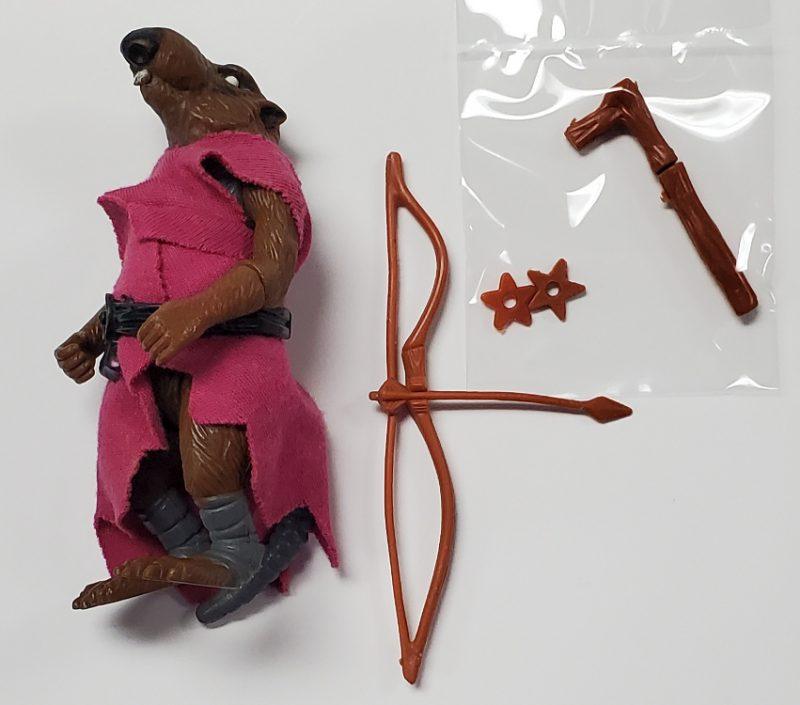 TMNT Original Series Splinter Action Figure 1