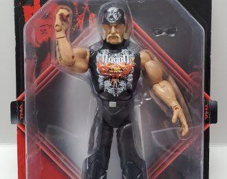 TNA Wrestling Deluxe Impact Hulk Hogan Action Figure – Mint on Card