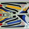 Kyosho Hyper Fly Radio Controlled Helicopter with Futaba Control System 4