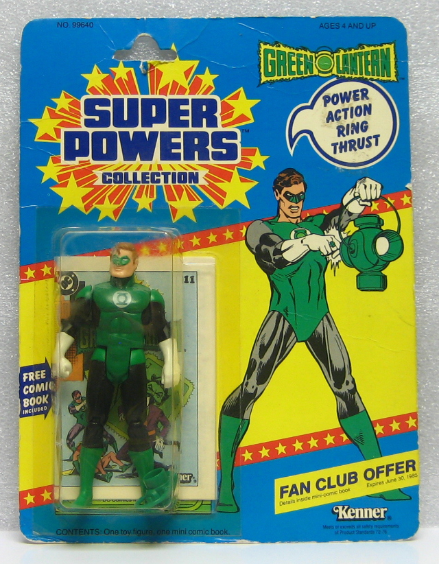 Super Powers Green Lantern 1