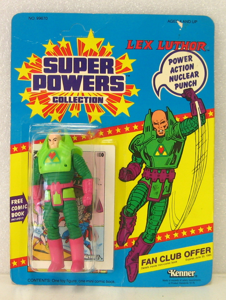 Super Powers Lex Luthor 1