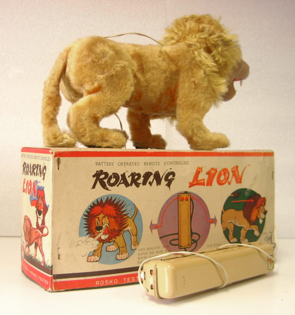 Roaring Lion Battery Op 2