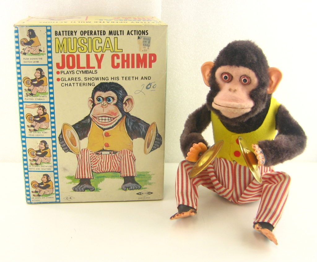 Jolly Chimp 1