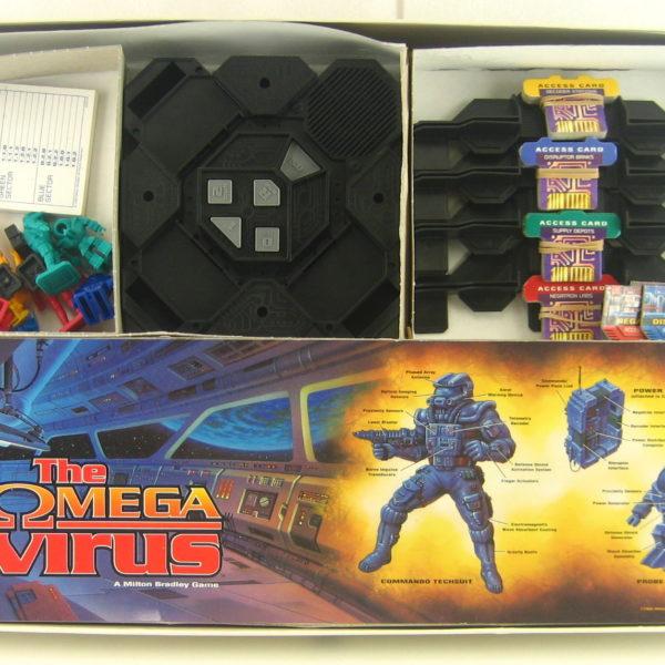 Omega Virus 3