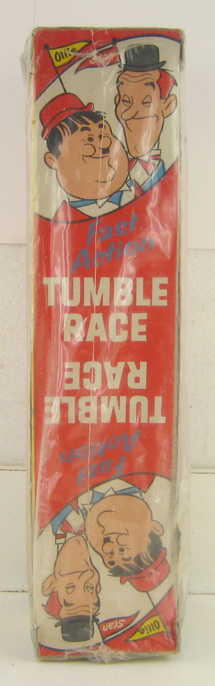 Tumble Race 1
