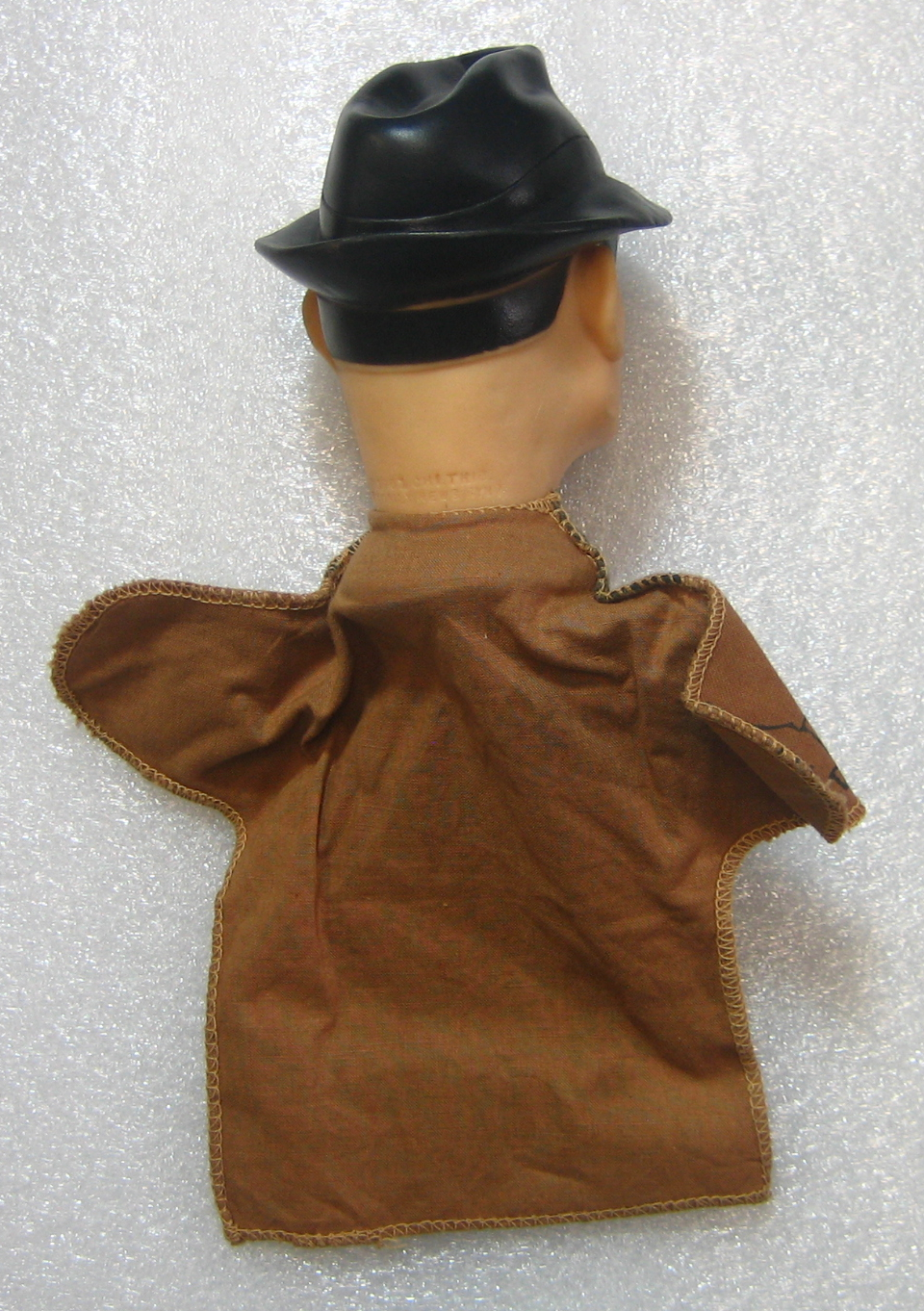 ideal dick tracy hand puppet