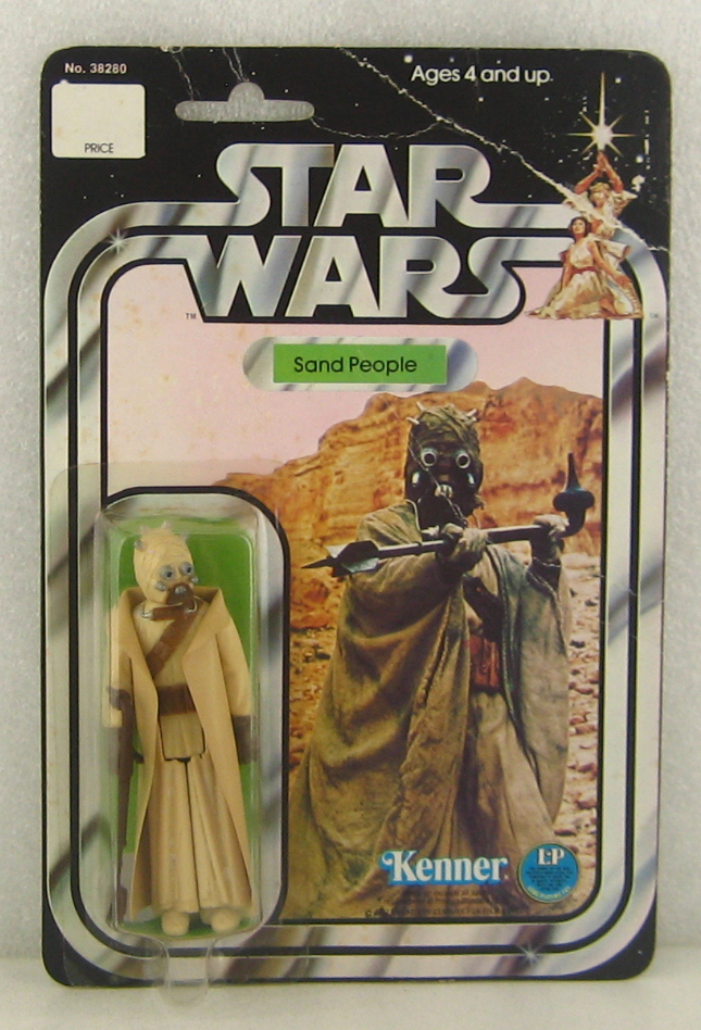 Kenner Sand People 1